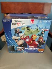Playstation 3 PS3 Console - Marvel Limited Edition - NEW IN BOX SEALED!
