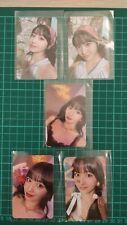 Twice - Taste of Love - Alcohol Free - Momo Photocard Membercard Card