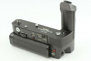 【 Near MINT 】 Canon AE Power Winder FN Motor Drive for New F-1 from JAPAN #571