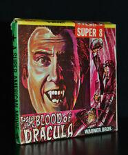Taste The Blood Of Dracula Super 8 Cine Film Warner Bros. Hammer Horror 8mm Reel