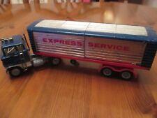 Corgi Toys Major  no. 1137  Articulated Trailer  Express Service