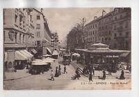 Suisse - GENEVE - Place du Molard   (J1867)