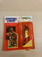 DAVID ROBINSON 1993 STARTING LINEUP ACTION FIGURE WITH TOPPS COLLECTOR CARDS