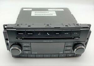 OEM 07-12 Chrysler 200 Audio Equipment Radio Receiver AM FM CD MP3 Satellite AUX