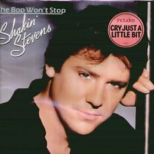 "SHAKIN' STEVENS "" THE BOP WON'T STOP "" LP NUOVO COP. APRIBILE"