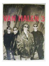 Van Halen Poster 3 Promo