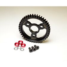 Hot Racing SRVO442 42T Mod 1 Steel Spur Gear Traxxas Revo 3.3 & Slayer Pro