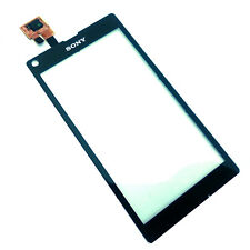 100% Genuine Sony Xperia L digitizer touch screen outer glass screen C2105