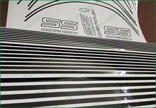 CHEVROLET Monte Carlo SS 87-88 Full Car Premium Restoration Cast Stripes Decals