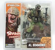 McFarlane Spawn Mutations Series 23 Al Simmons Action Figures