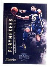 2012-13 Prestige Danny Granger Black Friday Playmakers #D1/5 #25 *57443