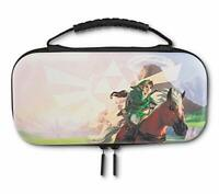 Nintendo Switch Lite Storage Protection Kit Case - Hyrule Field Legend of Zelda