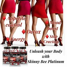 x3-Skinny Bee Platinum edition Exclusive product Elite Weight Loss bee pollen