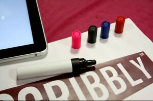 SCRIBBLY MARKER PEN STYLUS FOR IPAD TABLET TOUCHSCREEN