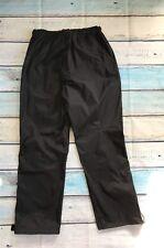Rei L 30L Men's Ski Snowboarding Pants Black Nylon Lightweight Excellent!