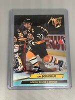 Ray Bourque 1992-1993 Fleer Ultra Hockey #2 Boston Bruins