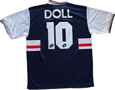 maglia calcio vintage bari Lotto GIO.BI DOLL calcio maillot shirt 1997-1998