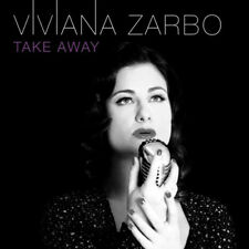 Viviana Zarbo : Take Away CD (2018) ***NEW***