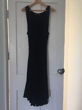 WOMENS GAP BLACK DRESS SIZE 12
