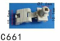 GM DOOR LOCK ROD CLIP 5//32 ROD SIZE GM 16675980 16640343 15246517