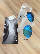 ic! berlin sonnenbrille Modell Claude electric light blue