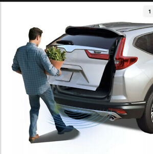 Hands-free Foot-Activated Trunk Releasing Access Truck Open and Close Liftgate