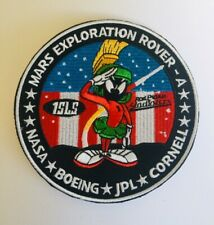 MARVIN THE MARTIAN Mars Exploration Rover NASA Boeing ☆ CARTOON SPACE PATCH