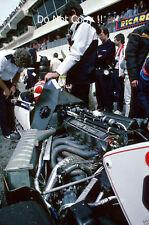 Nelson Piquet Brabham BT52 French Grand Prix 1983 Photograph 5