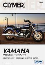 CLYMER SERVICE MANUAL YAMAHA VSTAR 1300 XVS13CT & XVS13A 2007-2010 2009 2008