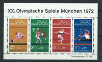 Allemagne - RFA Bloc N°7** (MNH) 1972 - J.O de Munich
