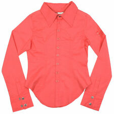 Diesel Cotton Blend Shirts & Blouses (2-16 Years) for Girls
