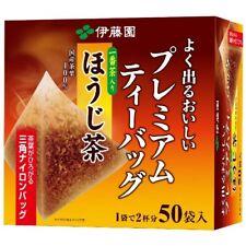 ITO EN premium tea bag Hojicha 50 bags JP Japan Import