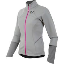 Pearl Izumi Women's ELITE Escape Softshell Jacket 11231608 GREY/PINK Medium