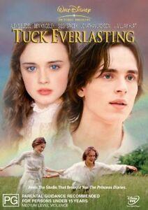 TUCK EVERLASTING starring Ben Kingsley (DVD, 2004)