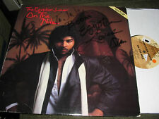 THE EGYPTIAN LOVER ON THE NILE LP '84 orig SIGNED oldschool electro autographed!