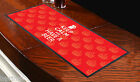 Keep Calm and HANNO UN BIRRA ROSSO BAR RUNNER IDEALE PER CASA COCKTAIL PARTY BAR