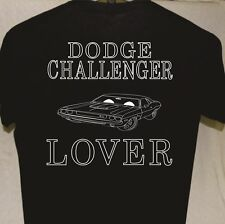 Dodge Challenger Lover T shirt more tshirts listed for sale Great Gift Car Guy
