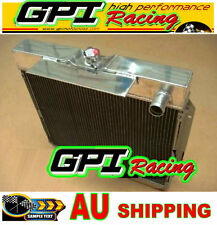new Aluminum Radiator FORD Falcon XA XB XC FAIRLANE ZF ZG 6 cyl 1972-1977 AT/MT
