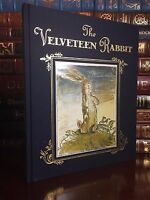 The Velveteen Rabbit by M. Williams New Illustrated Cloth Bound Deluxe Hardcover