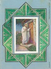 Nr 15403  Andachtsbild  Jesus    N.Ö. Verlag Hauer Aigen Schlägl  um 1935