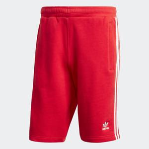Men's Shorts AUTHENTIC  Adidas 3-STRIPES SHORTS Short Pants Workout Clothing