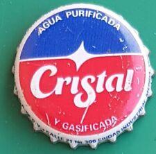 MEXICO old CRISTAL kronkorken bottle caps capsule chapas