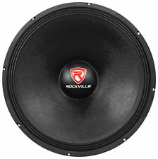 "Rockville 18"" Replacement Sub Driver For Behringer Vp1800S Subwoofer"