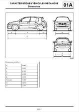 manuel atelier entretien réparation technique maintenance Renault Mégane 2 - II