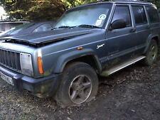 Jeep Cherokee 2.5 petrol sport indicator light breaking
