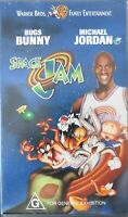 Space Jam Michael Jordan And Bugs Bunny VHS, 1997 Vintage
