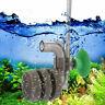 Mini Silent Oxygen Pump Sponge Filter Aquarium Biochemical for Fish Tank