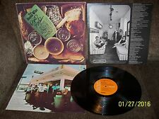 THE GUESS WHO Road Food 1974 RCA GF LP APL1-0405 EXC- w/sleevew & lyric insert