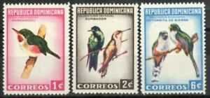 Dominican Republic Stamp - Birds Stamp - VLH