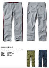Diamond Supply Co Pants Hose Chino Pant Clubhouse Grey in L / 34